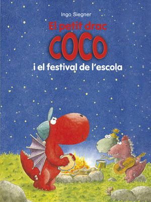 EL PETIT DRAC COCO I EL FESTIVAL DE L'ESCOLA