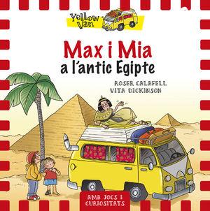YELLOW VAN 6. MAX I MIA A L'ANTIC EGIPTE