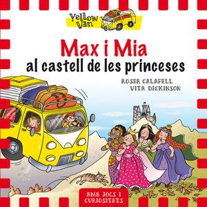 YELLOW VAN 8. MAX I MIA AL CASTELL DE LES PRINCESES