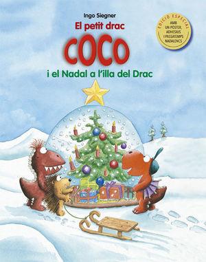 EL PETIT DRAC COCO I EL NADAL A L'ILLA DEL DRAC