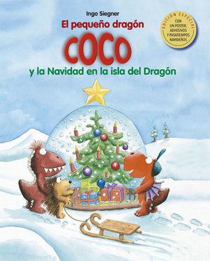 EL PEQUEÑO DRAGÓN COCO Y LA NAVIDAD EN LA ISLA DEL DRAGÓN