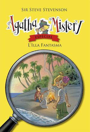 AGATHA MISTERY: L'ILLA FANTASMA