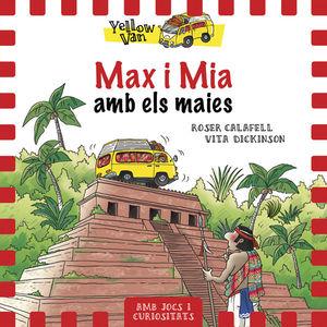 YELLOW VAN 14. MAX I MIA AMB ELS MAIES