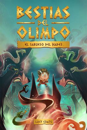 BESTIAS DEL OLIMPO 2. EL SABUESO DEL HADES