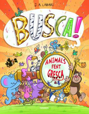 BUSCA! ANIMALS FENT GRESCA