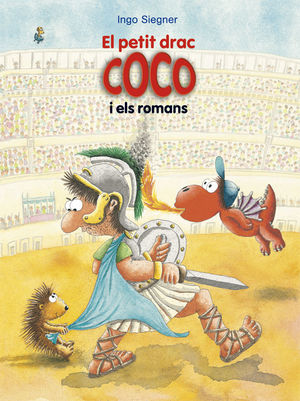 EL PETIT DRAC COCO I ELS ROMANS