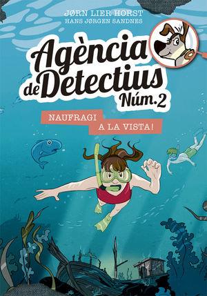 AGÈNCIA DE DETECTIUS NÚM. 2 - 13. NAUFRAGI A LA VISTA!