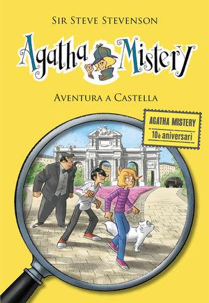 AGATHA MISTERY 29. AVENTURA A CASTELLA