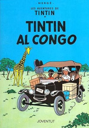 TINTÍN AL CONGO