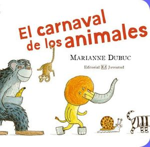 MIS LIBROS DE IMÁGENES. EL CARNAVAL DE LOS ANIMALES