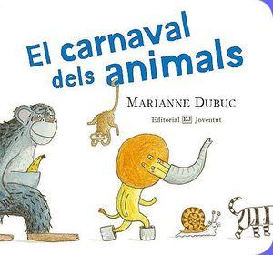 MIS LIBROS DE IMÁGENES. EL CARNAVAL DELS ANIMALS