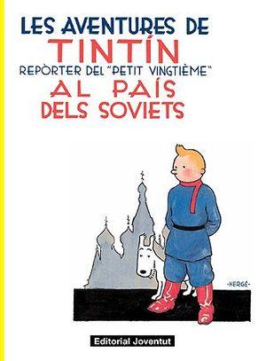 TINTÍN AL PAÍS DELS SOVIETS (CARTONÉ)