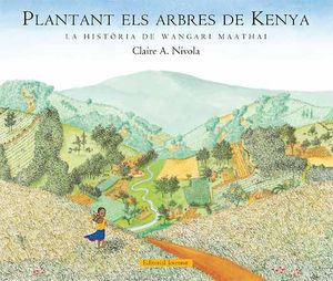 PLANTANT ELS ARBRES DE KENIA