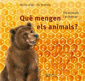 QUÈ MENGEN ELS ANIMALS?