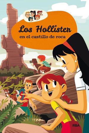 LOS HOLLISTER 3: LOS HOLLISTER EN EL CASTILLO DE ROCA