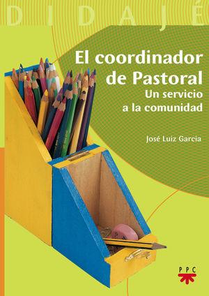DJ. 6 COORDINADOR DE PASTORAL
