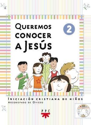 CA.2 QUEREMOS CONOCER A JESUS