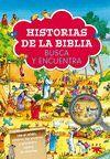HISTORIAS DE LA BIBLIA.BUSCA Y ENCUENTRA