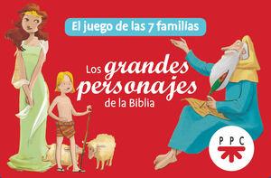 BARAJA LOS GRANDES PERSONAJES DE LA BIBL