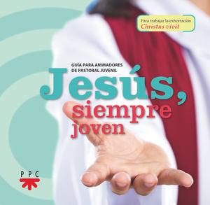 JESUS,SIEMPRE JOVEN
