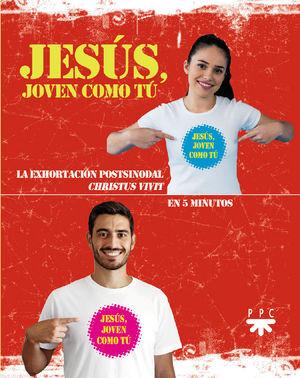 (PACK 25)JESUS,JOVEN COMO TU 19
