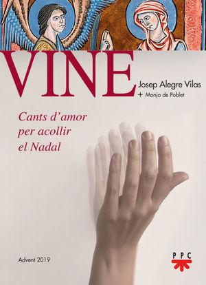 C-VINE.CANTS D''AMOR PER ACOLLIR EL NADAL