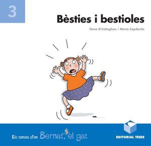 BERNAT EL GAT - BÈSTIES I BESTIOLES