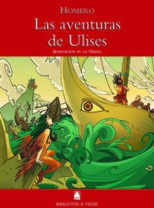 BIBLIOTECA TEIDE 003 - LAS AVENTURAS DE ULISES -HOMERO-