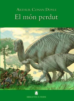 BIBLIOTECA TEIDE 025 - EL MÓN PERDUT -ARTHUR CONAN DOYLE-