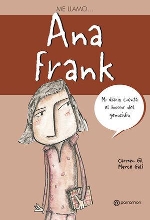 ME LLAMO? ANNA FRANK