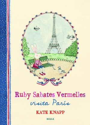 RUBY SABATES VERMELLES VISITA PARÍS