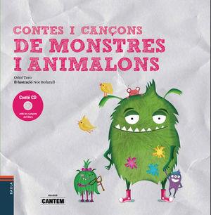 CONTES I CANÇONS DE MONSTRES I ANIMALONS