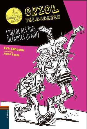 L'ORIOL ALS JOCS OLÍMPICS (O NO!)