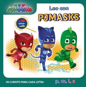 UN CUENTO PARA CADA LETRA: P, M, L, S (LEO CON PJ MASKS)