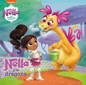NELLA Y LA DRAGONA (NELLA, UNA PRINCESA VALIENTE)