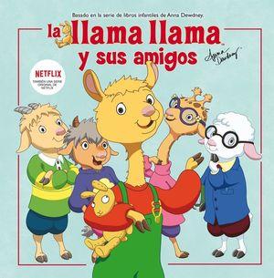 LA LLAMA LLAMA Y SUS AMIGOS (LA LLAMA LLAMA)