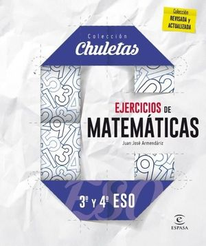 EJERCICIOS MATEMÁTICAS 3º Y 4º ESO