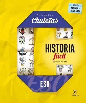 HISTORIA FÁCIL PARA LA ESO