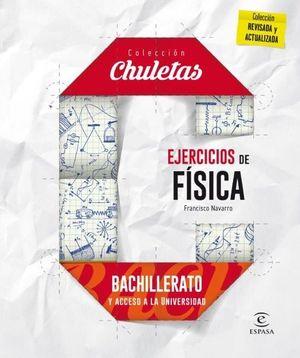 EJERCICIOS DE FÍSICA PARA BACHILLERATO