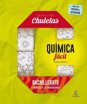 QUÍMICA FÁCIL PARA BACHILLERATO