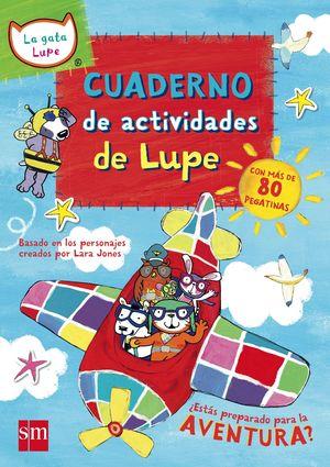 GL.CUAD.DE ACTIVIDADES DE LUPE