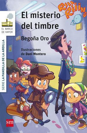 EL MISTERIO DEL TIMBRE
