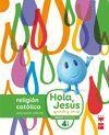 4 AÑOS HOLA,JESUS RELIGION CATOLICA 16