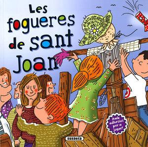 LES FOGUERES DE SANT JOAN