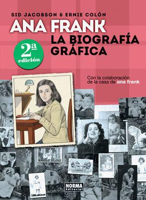 ANA FRANK, LA BIOGRAFÍA GRÁFICA