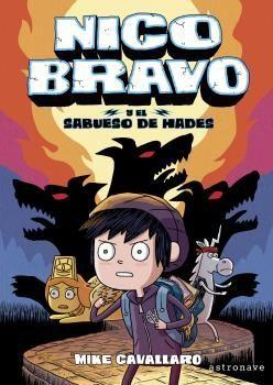 NICO BRAVO Y EL SABUESO DE HADES