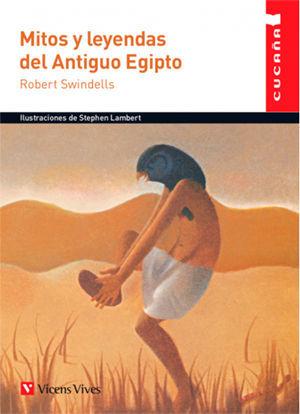 MITOS Y LEYENDAS DEL ANTIGUO EGIPTO (CUCAÑA)