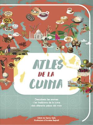 ATLES DE LA CUINA (VVKIDS)