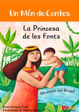 LA PRINCESA DE LES FONTS (VVKIDS)