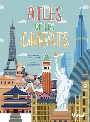 ATLES DE CIUTATS (VVKIDS)